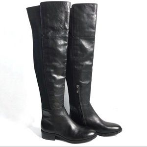 Sam Edelman Pam Black Over The Knee Tall Boots